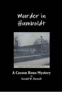 Murder in Humboldt - new