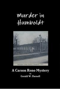 Murder in Humboldt - new