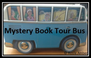Mystery Book Tour Bus copyright