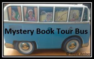 Mystery Book Tour Bus copyright
