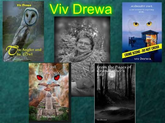 viv and four books
