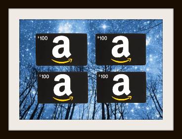 Amazon giveaway small