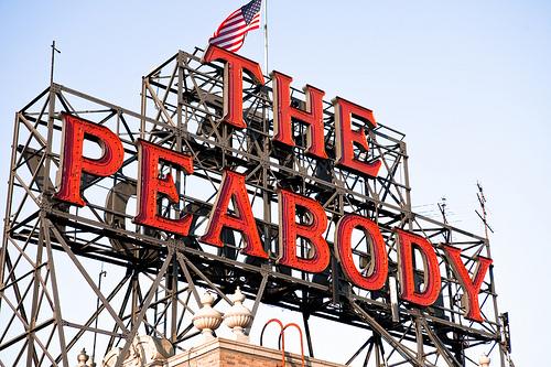 Peabody hotel wallpaper 8